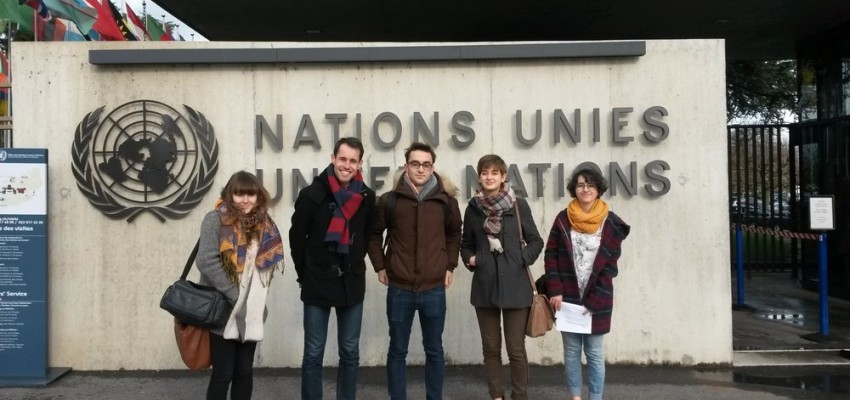 13 & 14 janvier 2016 : Audition de la France par le Comité des Droits de l'Enfant des Nations Unies